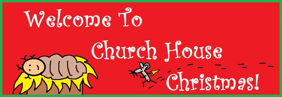 Click On Welcome To Church House Christmas Banner Go My pictureWelcome To Church Christmas