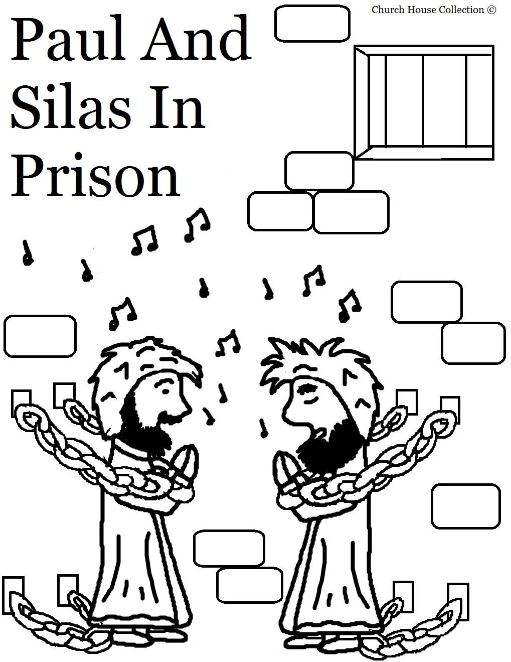 Similiar Paul And Silas Bible Keywords